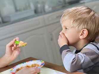 Sensory Sensitivity and Eating